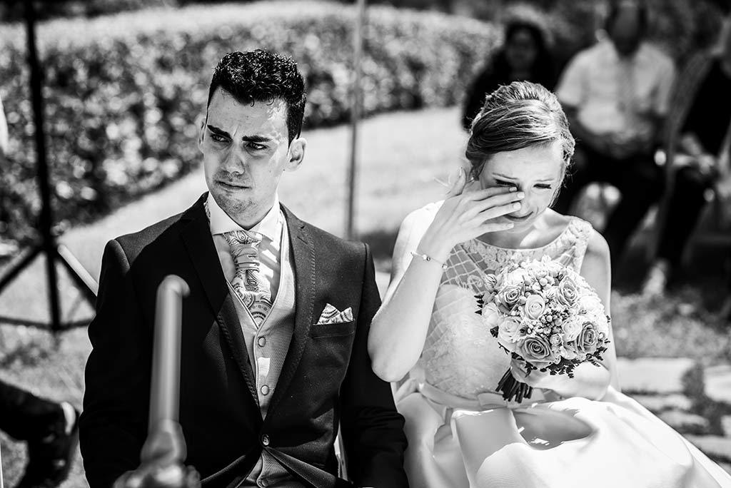 fotografo bodas Santander Magy Ivan novia emocion
