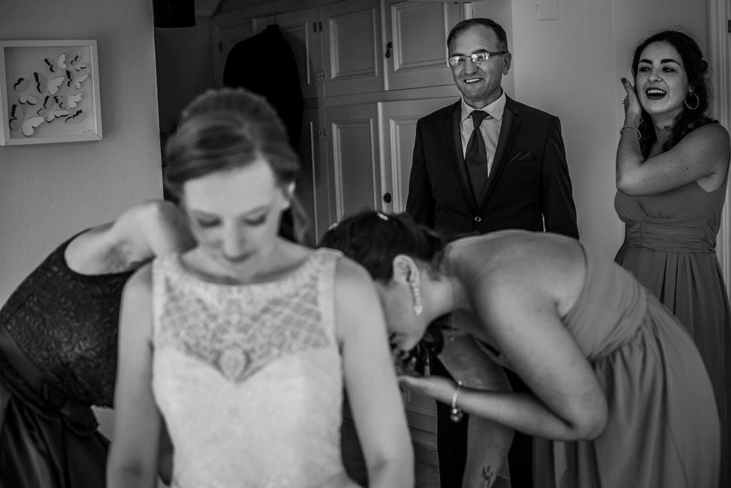fotografo bodas Santander Magy Ivan padrino