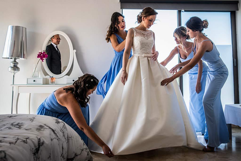 fotografo bodas Santander Magy Ivan preparativos