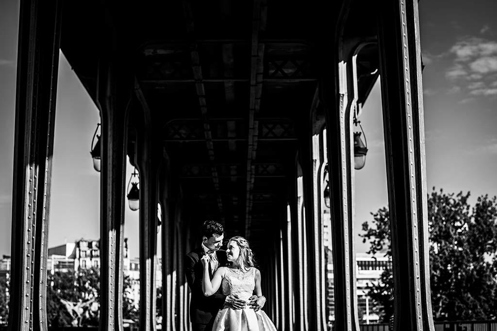fotografo bodas Santander Magy Ivan puente paris
