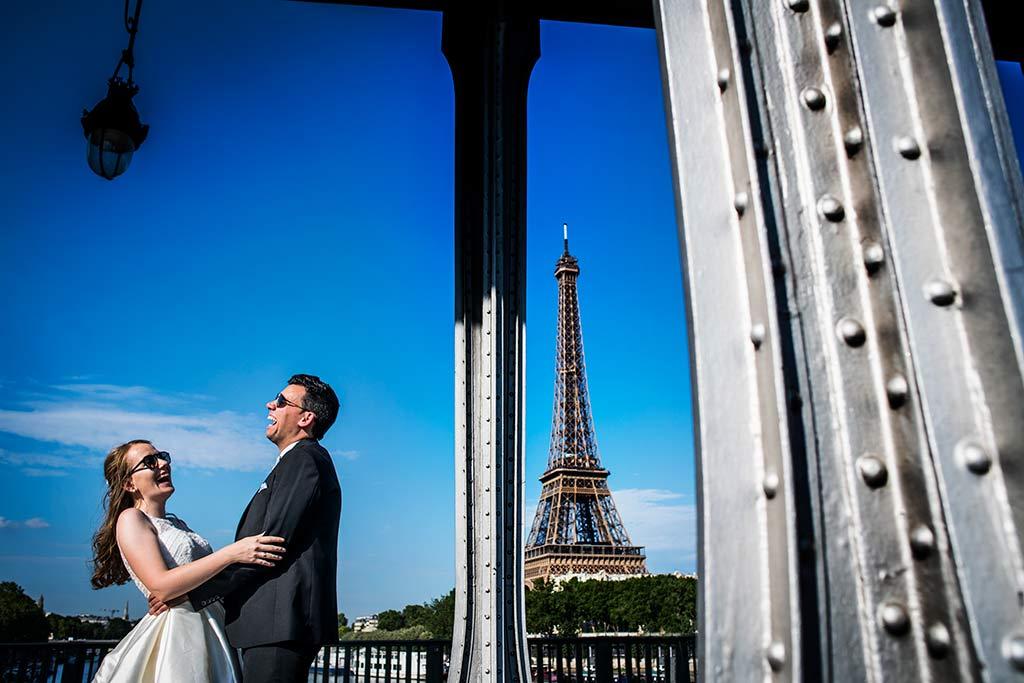fotografo bodas Santander Magy Ivan risas Paris