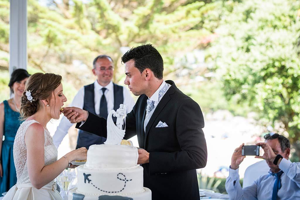 fotografo bodas Santander Magy Ivan tarta