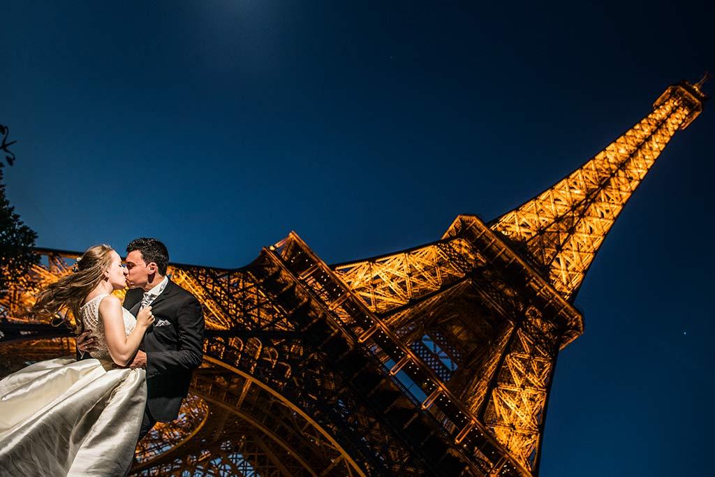 fotografo bodas Santander Magy Ivan Tour Eiffel