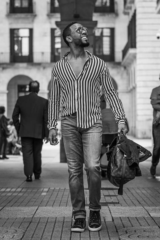 fotografo Santander Cantabria moda Joel paseo