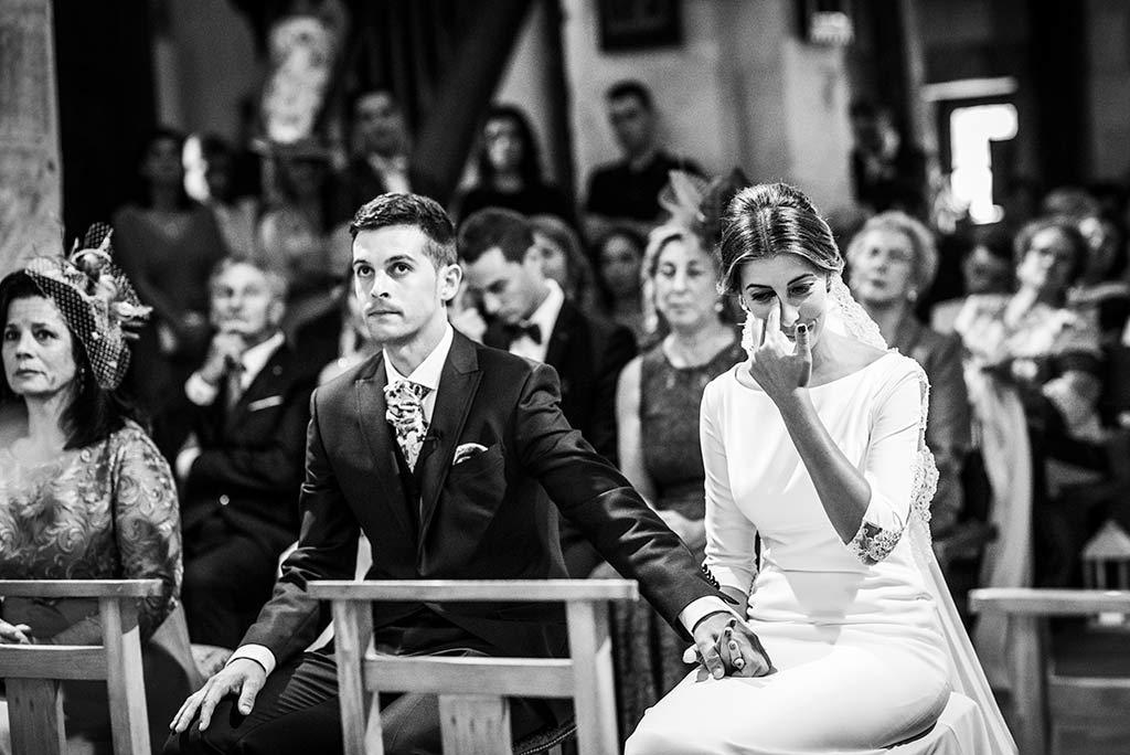 fotógrafo de bodas Cantabria Ana y Mario emociones