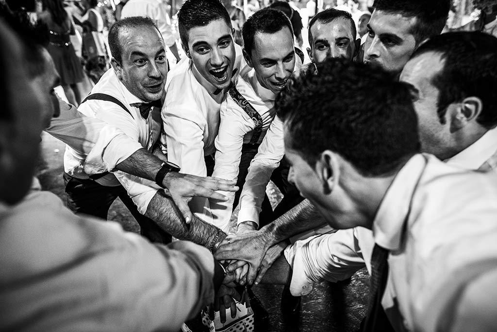fotógrafo de bodas Cantabria Ana y Mario equipo