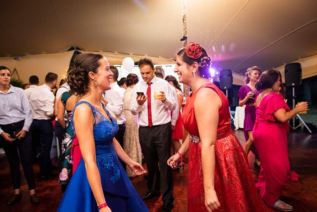 fotógrafo de bodas Cantabria Ana y Mario fiesta