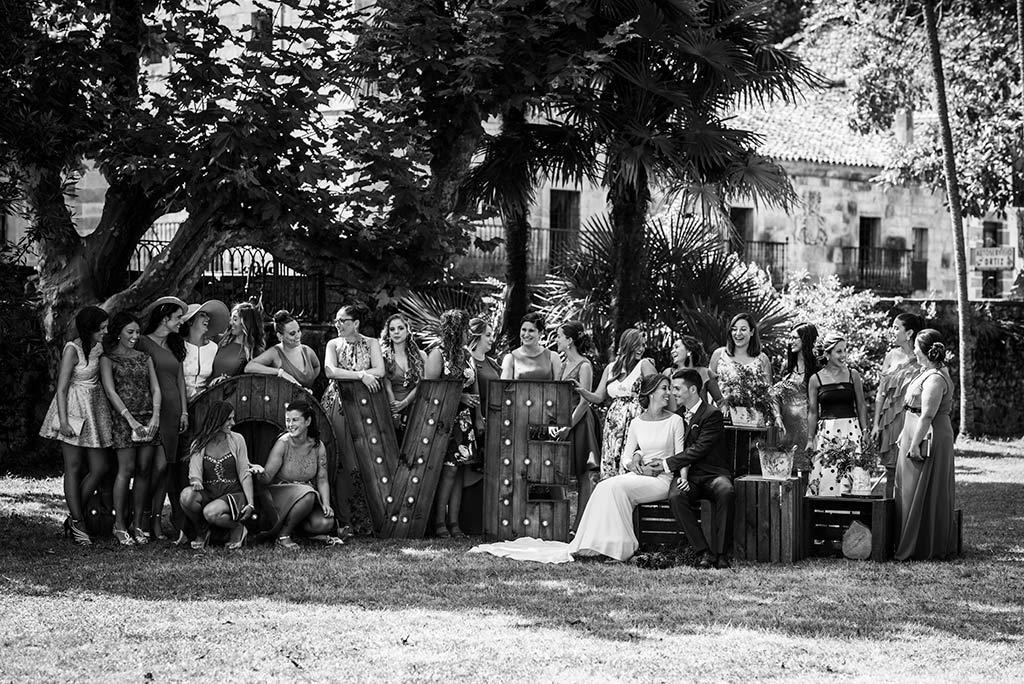 fotógrafo de bodas Cantabria Ana y Mario invitados
