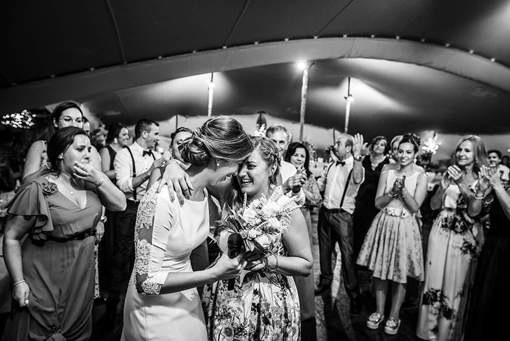 fotógrafo de bodas Cantabria Ana y Mario lagrimas