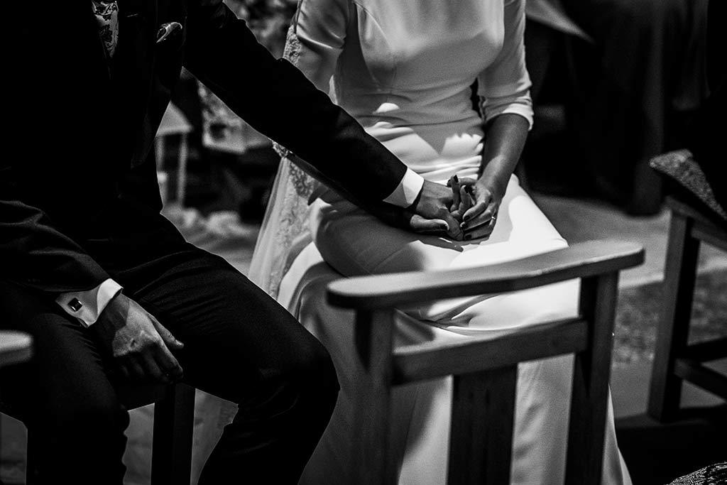 fotógrafo de bodas Cantabria Ana y Mario manos