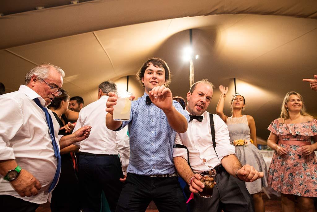 fotógrafo de bodas Cantabria Ana y Mario party