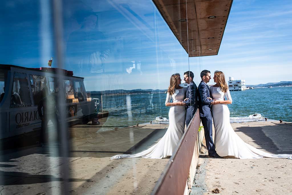 fotógrafo de bodas Cantabria Ana y Mario pedreñera
