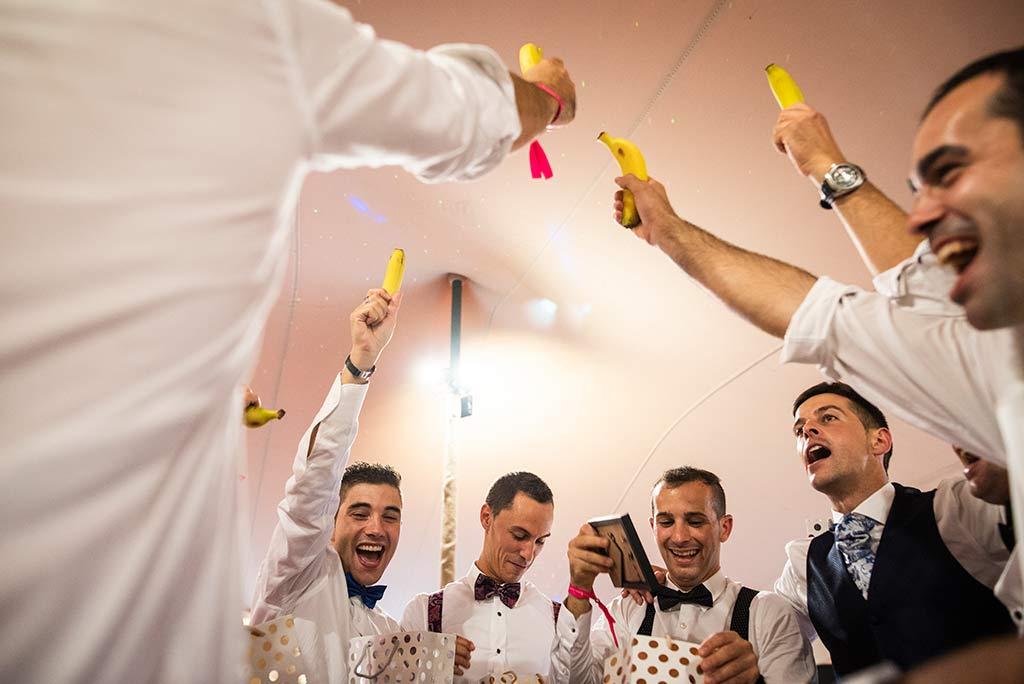 fotógrafo de bodas Cantabria Ana y Mario platanos