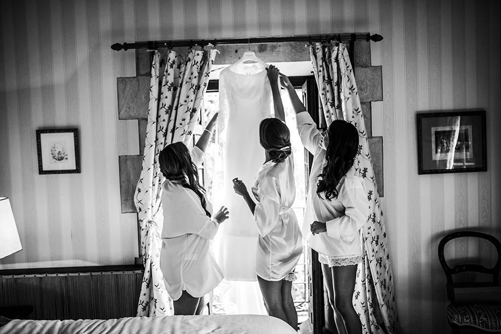 fotógrafo de bodas Cantabria Ana y Mario pronovias