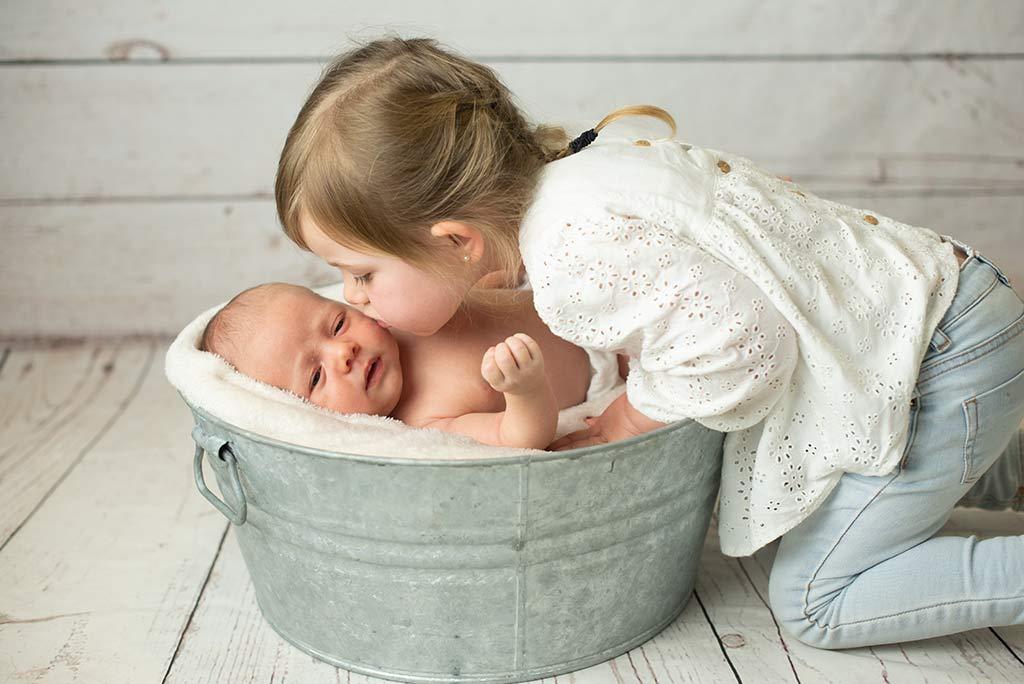 fotos de bebes Jaime cubo hermanos