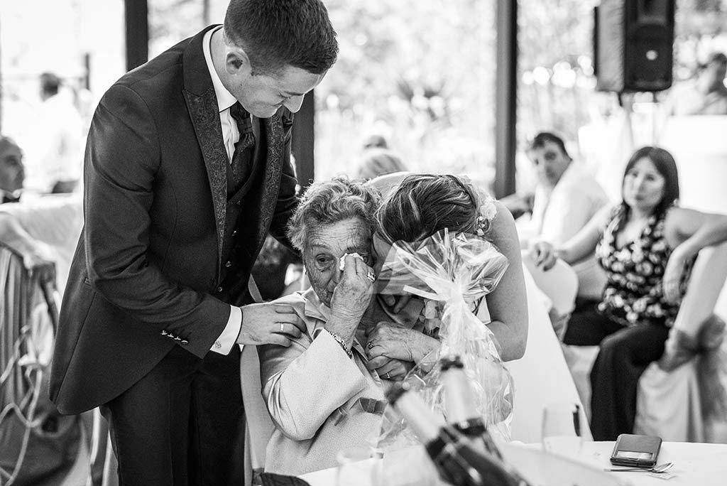 Fotógrafo de bodas Cantabria Marcos Greiz, Katia y Sergio abuelas