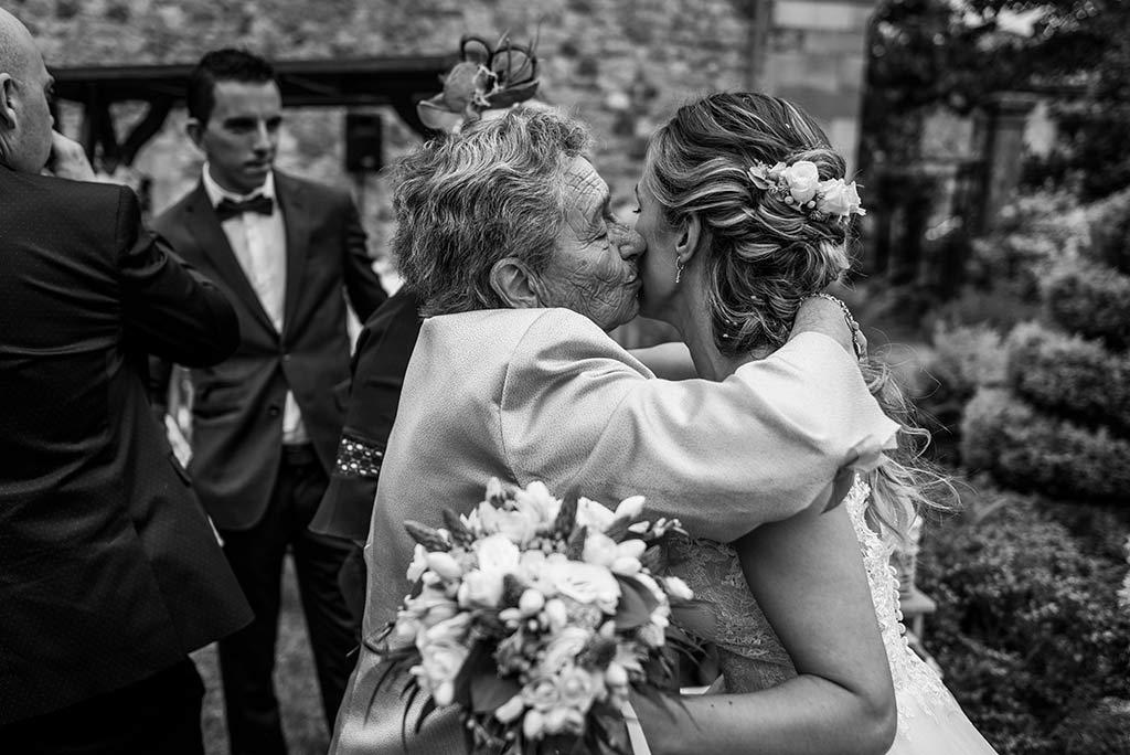 Fotógrafo de bodas Cantabria Marcos Greiz, Katia y Sergio abuelita