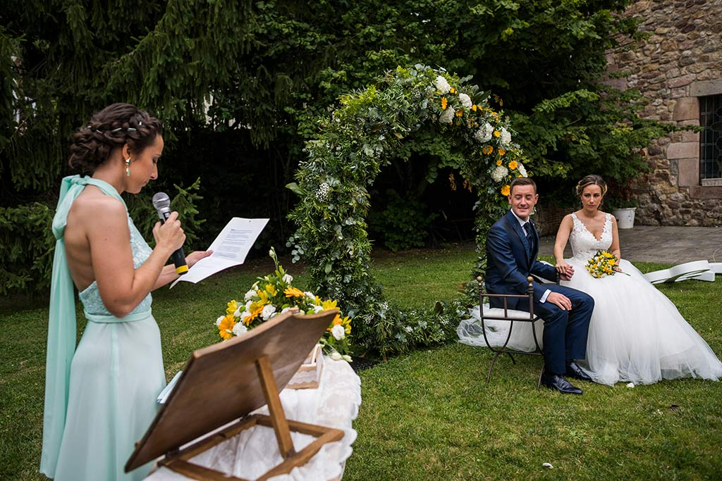 Fotógrafo de bodas Cantabria Marcos Greiz, Katia y Sergio ceremonia civil