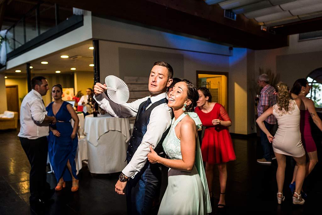 Fotógrafo de bodas Cantabria Marcos Greiz, Katia y Sergio cuñaos