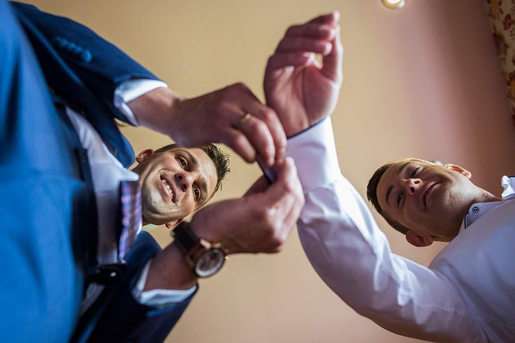 Fotógrafo de bodas Cantabria Marcos Greiz, Katia y Sergio gemelos