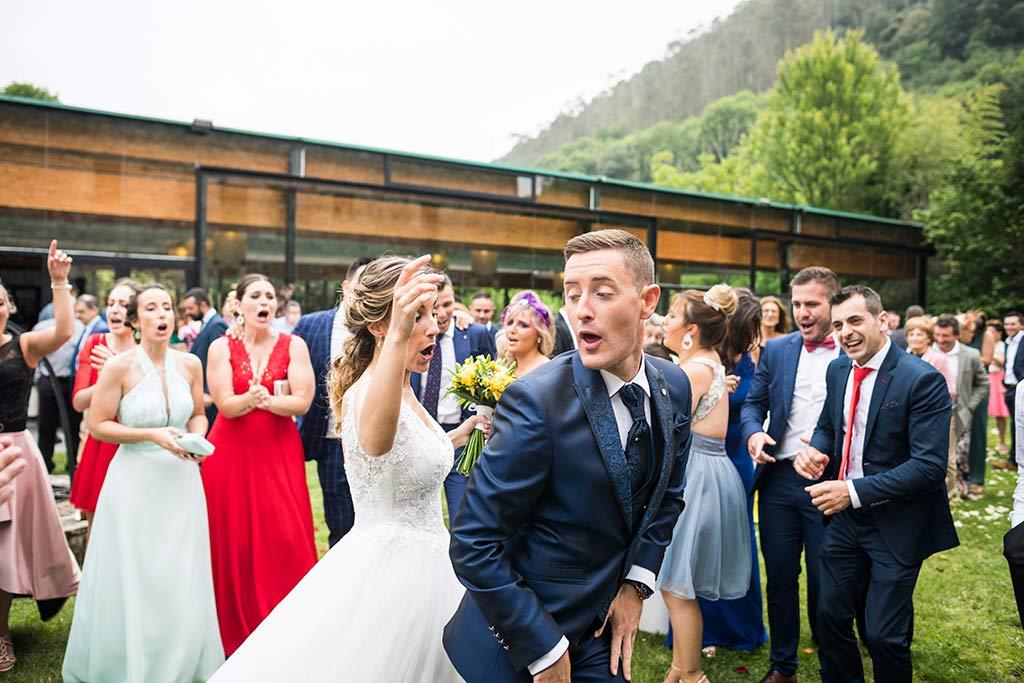 Fotógrafo de bodas Cantabria Marcos Greiz, Katia y Sergio lunch