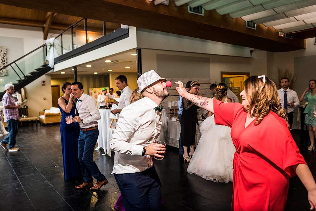 Fotógrafo de bodas Cantabria Marcos Greiz, Katia y Sergio nariz
