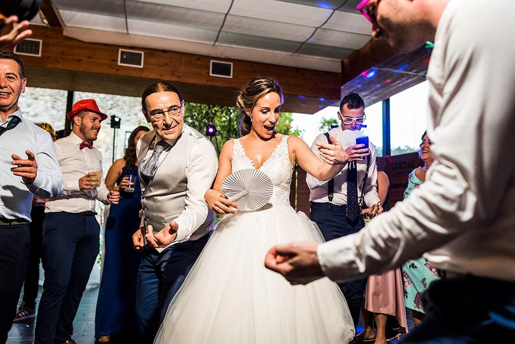 Fotógrafo de bodas Cantabria Marcos Greiz, Katia y Sergio party