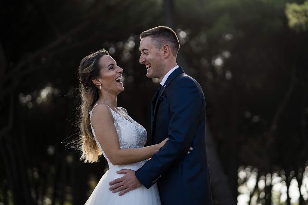 Fotógrafo de bodas Cantabria Marcos Greiz, Katia y Sergio risas