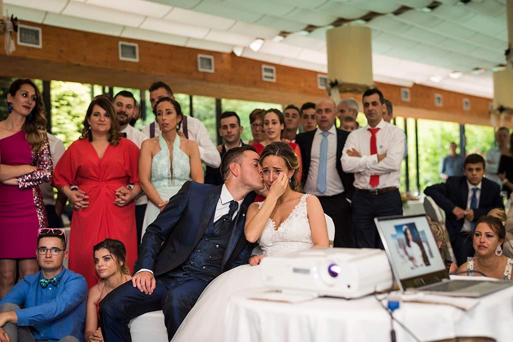 Fotógrafo de bodas Cantabria Marcos Greiz, Katia y Sergio video