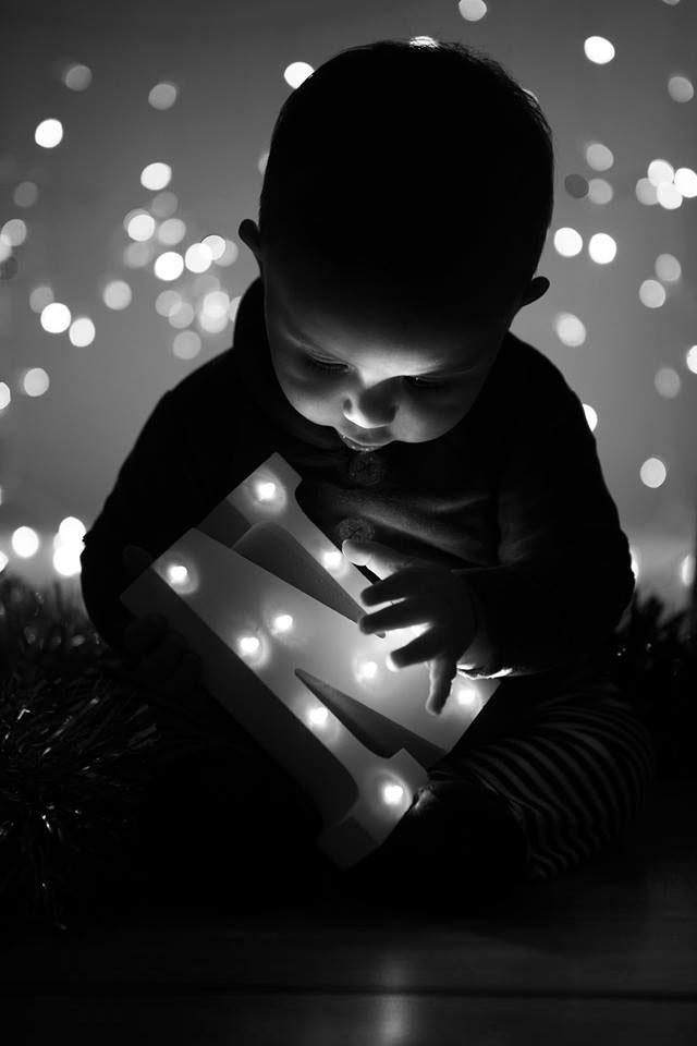 fotos de niños mini sesiones Navidad Nico