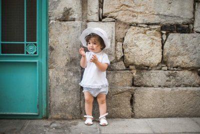fotos de niños Santander Marcos Greiz Lia sombrero