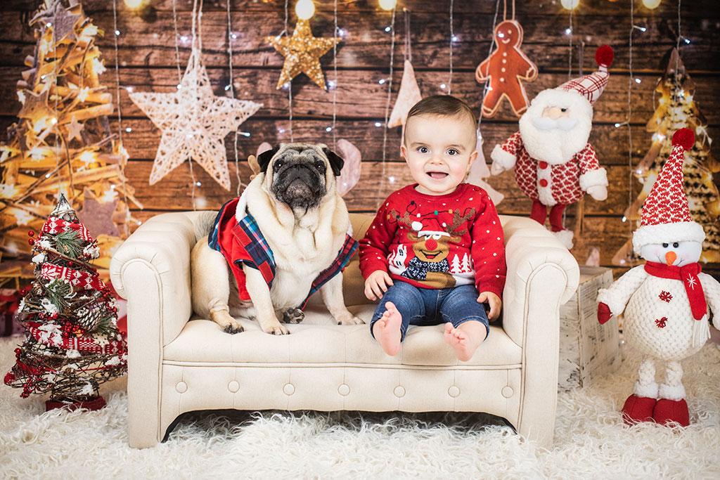fotos de niños navidad marcos greiz Alex