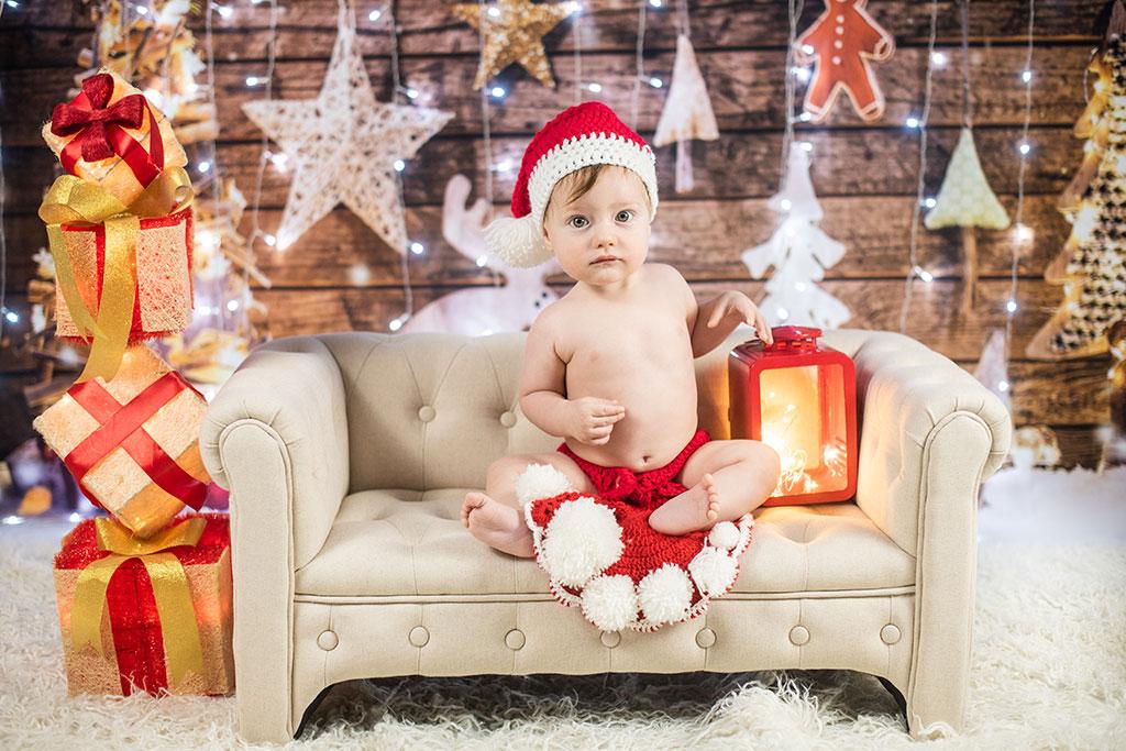 fotos de niños navidad marcos greiz Daniel