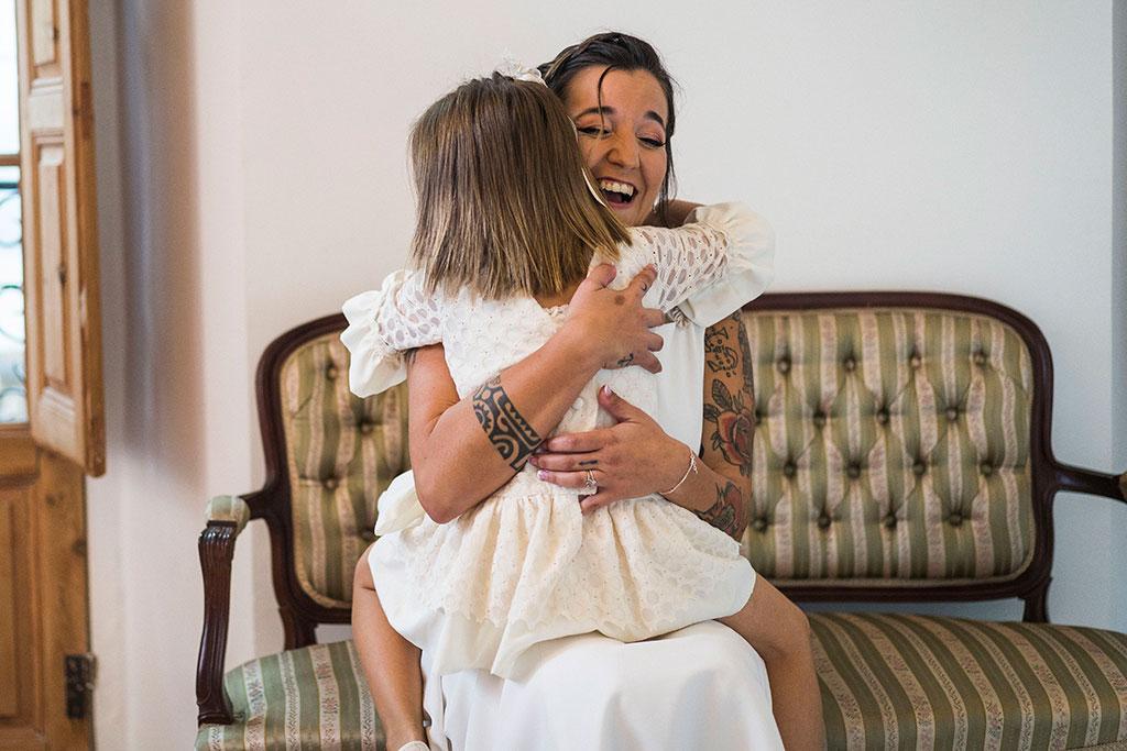 Fotógrafo de bodas Santander Marcos Greiz Noe Ricardo abrazos