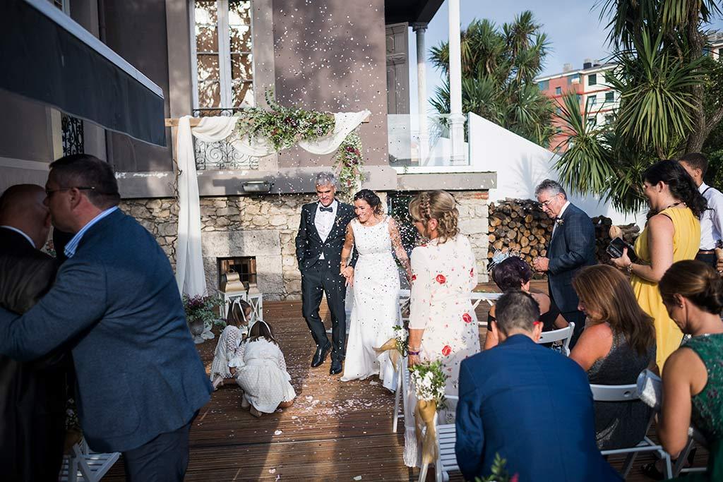 Fotógrafo de bodas Santander Marcos Greiz Noe Ricardo arroz