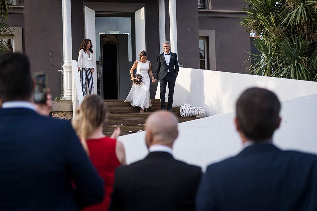 Fotógrafo de bodas Santander Marcos Greiz Noe Ricardo bajada