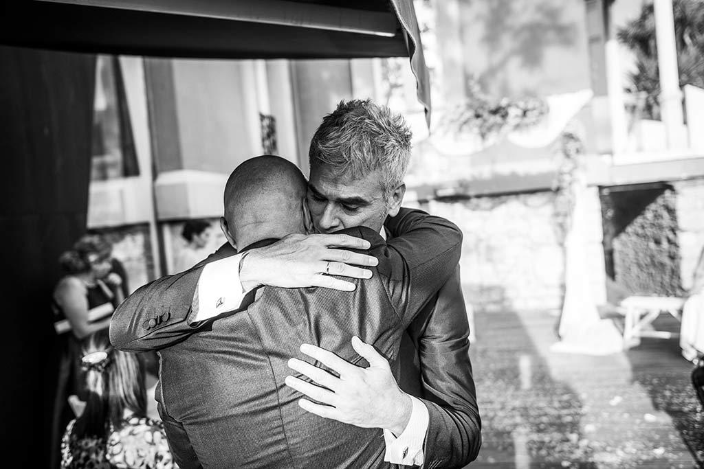 Fotógrafo de bodas Santander Marcos Greiz Noe Ricardo hermanos
