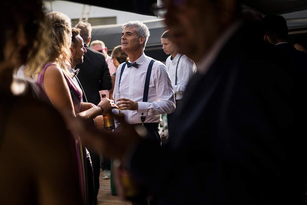 Fotógrafo de bodas Santander Marcos Greiz Noe Ricardo novio