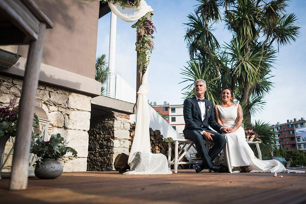 Fotógrafo de bodas Santander Marcos Greiz Noe Ricardo novios