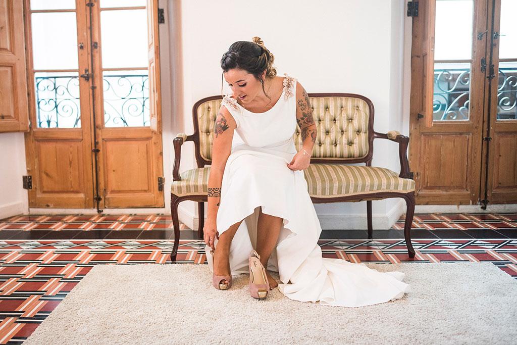 Fotógrafo de bodas Santander Marcos Greiz Noe Ricardo zapatos