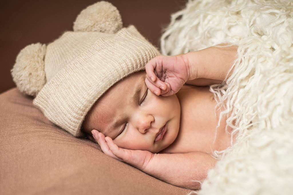 fotos de bebes newborn Marcos Greiz Martina gorro