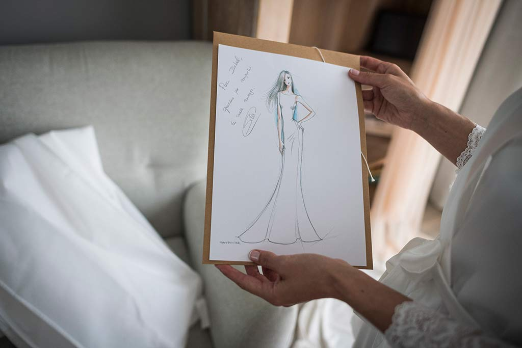 Fotógrafo de bodas Cantabria Marcos Greiz Isa Jose boceto