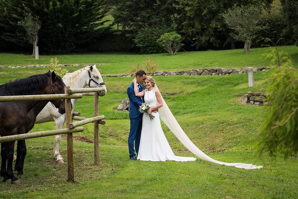 Fotógrafo de bodas Cantabria Marcos Greiz Isa Jose caballos
