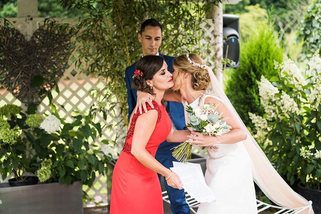 Fotógrafo de bodas Cantabria Marcos Greiz Isa Jose ceremonia