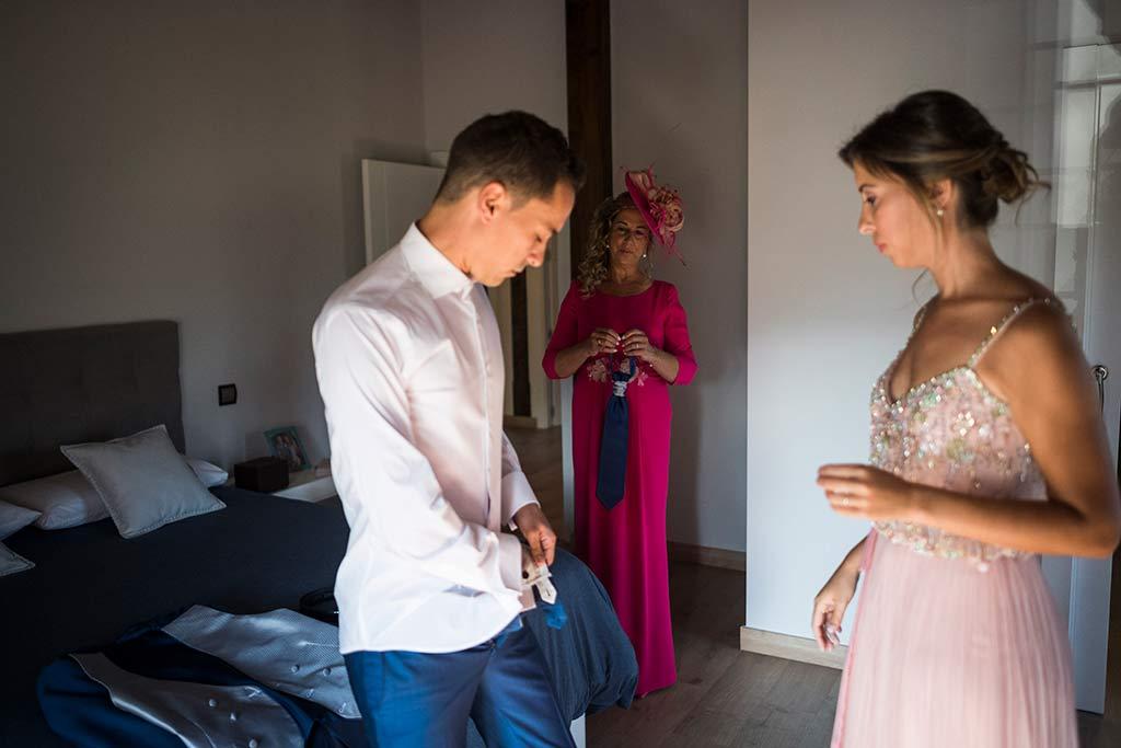 Fotógrafo de bodas Cantabria Marcos Greiz Isa Jose hermana