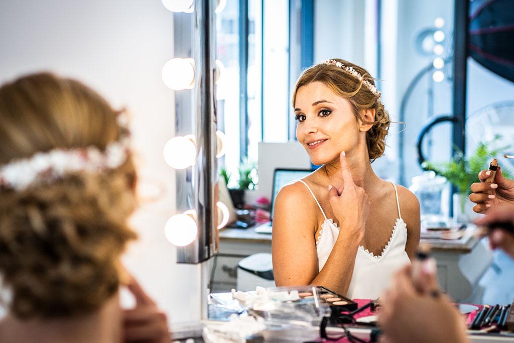 Fotógrafo de bodas Cantabria Marcos Greiz Isa Jose makeup
