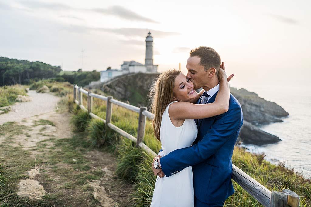 Fotógrafo de bodas Cantabria Marcos Greiz Isa Jose post naturalidad