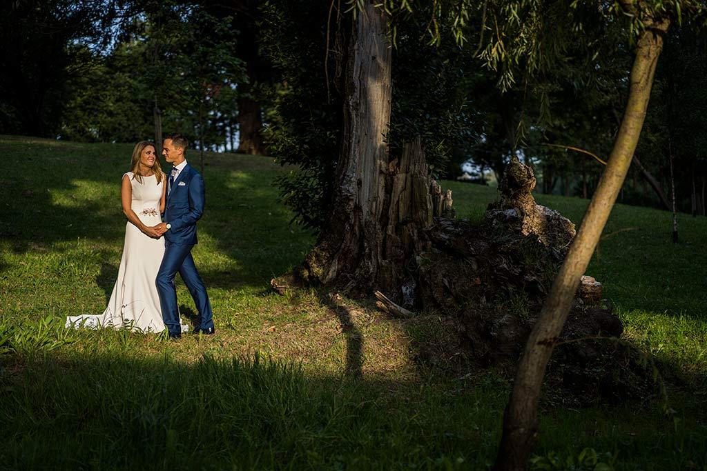 Fotógrafo de bodas Cantabria Marcos Greiz Isa Jose post sol