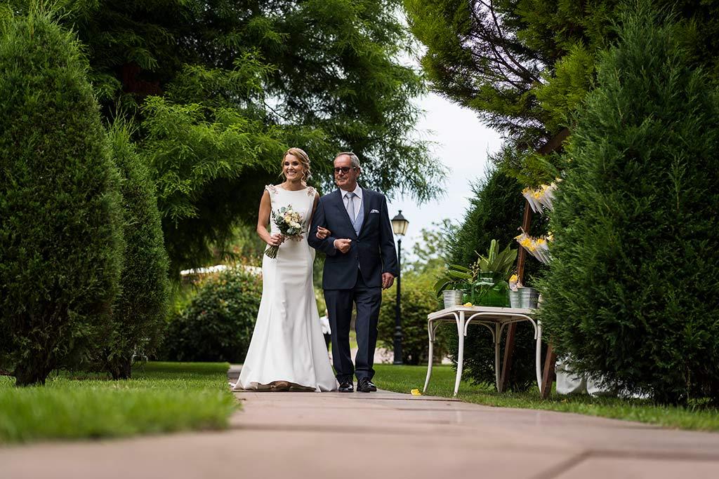Fotógrafo de bodas Cantabria Marcos Greiz Isa Jose de tu brazo