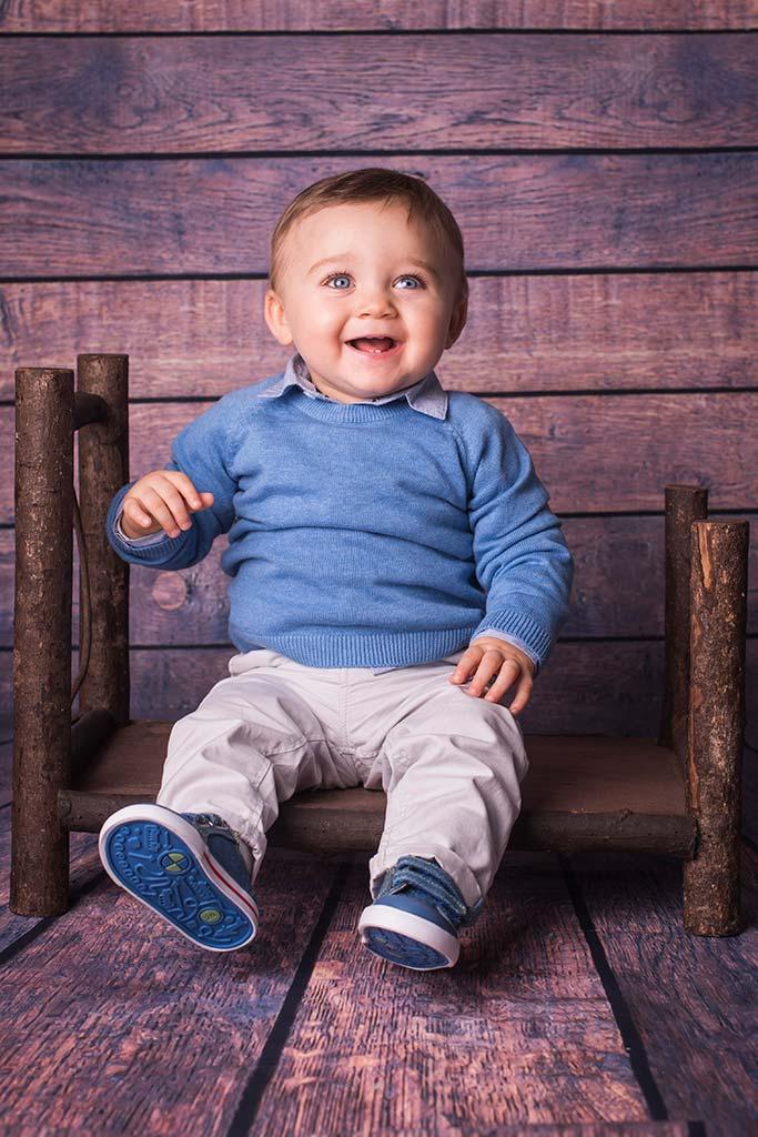 fotos de bebes Santander Oliver cama